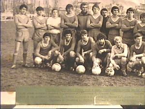 В центре нижнего ряда  Юрий Красножан и Виктор Кумыков